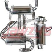 Arctic Cat ZR 600 Exhaust