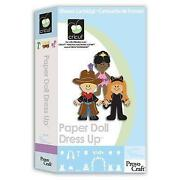 Cricut Cartridge Paper Doll Dress Up