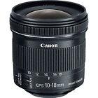 Canon EF-S 10-18mm Camera Lenses