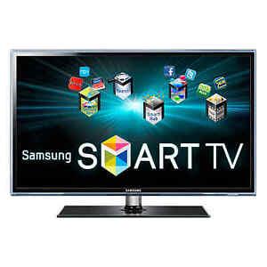 TV 46'' HD 3D SAMSUNG UN46D6500VFXZC