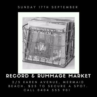 Records & Ramen Rummage