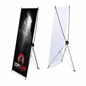 Large Format Printing: Outdoor Banners | Lawn Signs | Trade Show Displays | Fence Wraps | Adhesive Vinyl | Car Magnets