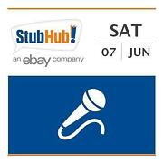 Chesterfield Tickets