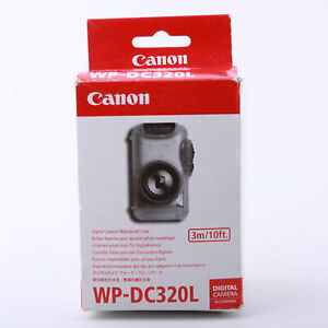 Waterproof case Canon WP-DC320L for ELPH 300HS and IXUS cameras
