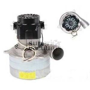 """3 Stage Motor 5.7"""", Bypass 220/240 Volt"""