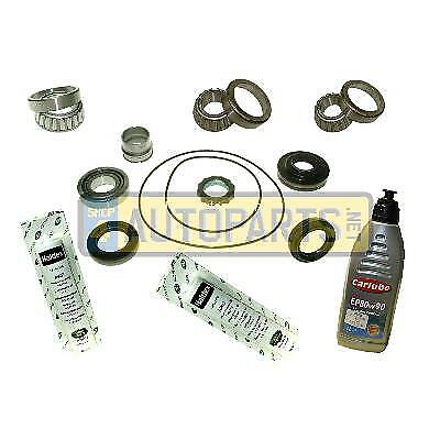 FREELANDER 2 REAR DIFF REPAIR OVERHAUL KIT FULL BEARING SET AND OIL BH257090 (C)