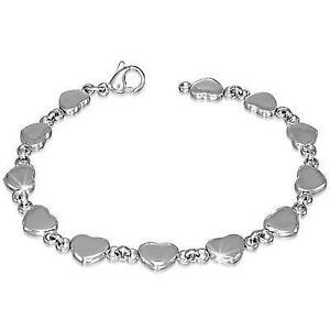 Women S Stainless Steel Chain Bracelet