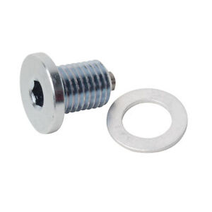 Tusk Low Profile Magnetic Drain Plug - KLR 650