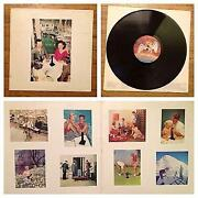 LED Zeppelin Presence LP