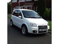 Fiat Panda 1.4 100hp sport 2007, 95k 6 mths mot