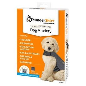 XS Thundershirt for dogs. New in Box. Can post.