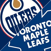 Edmonton Oilers Tickets vs Toronto Maple Leafs - Thursday Feb 11