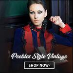 Peebles Style Vintage