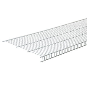 16 Inch X 6ft White Tight mesh Shelf ( 4 - only ) Rubbermaid