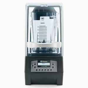 Vitamix High Performance Blenders, Commercial Blending Machines, Food Processor, Beverage, Frozen Treats, Smoothie Mixer