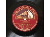 "SAVOY ORPHEANS ""ARABY"" 1925 HMV B-2173 [78 RPM Shellac]"