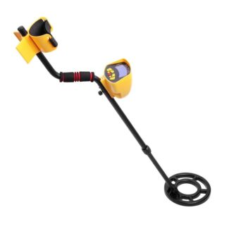 DEEP SEARCHING METAL DETECTOR W/ LED READOUT FREE SHIPPING