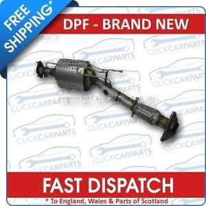 Nissan-Qashqai-2-0-dCi-Replacement-Diesel-Particulate-Filter-DPF-New