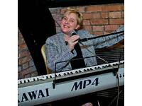 Piano/keys player & singer Weddings and other events