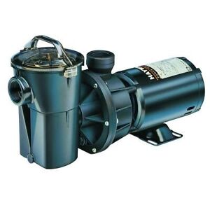 Pompe piscine HAYWARD 1.5HP