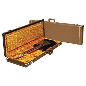 want a hard case for a strat style guitar