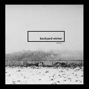 NEW backyard winter by widarto adi