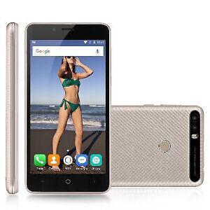 """Smartphon 5"""" Android 7.0, 2 Simcards, Quad Core 2GB Ram 16GB ROM"""