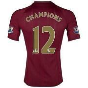 Manchester City Shirt 2012/13