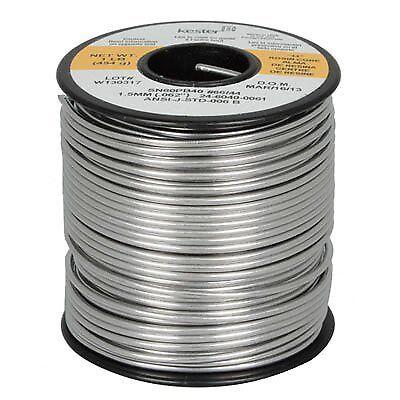 Kester Solder24-6040-0061 Solder Wire 6040 Snpb 190c 453.592g