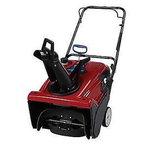 Toro Power Clear 721 E 21-inch Single-Stage Gas Snow Blower