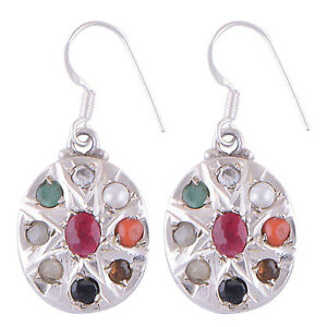 Genuine Sterling Ladies Earrings