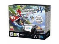 Nintendo Wii U Mario Kart 8 Premium Console - Boxed