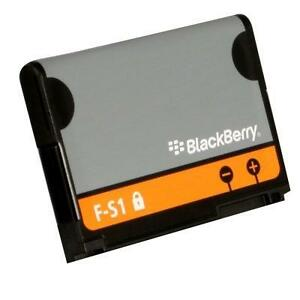 Blackberry (F-S1) - Battery