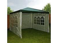 3mtr by 3mtr party tent (gazebo)