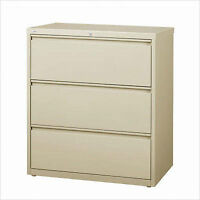 We sell new and used file Cabinets
