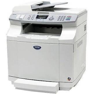 Brother MFC 9420CN Multifunction Color Laser Printer