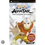 Avatar-De Legende Van Aang | PSP | iDeal