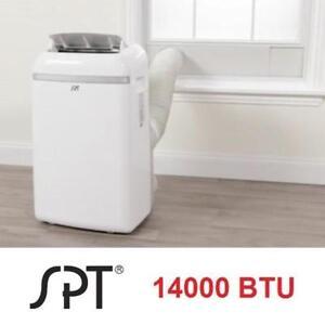 NEW SPT 14000 BTU AIR CONDITIONER - 126020256 - PORTABLE MOBILE