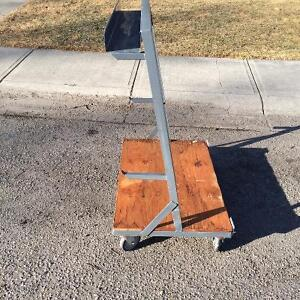 Dolly Cart for DryWall and Lumber