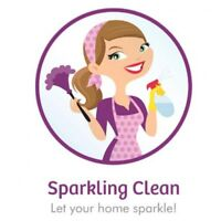 A SPARKLING CLEAN RESIDENTIAL CLEANING SERVICE
