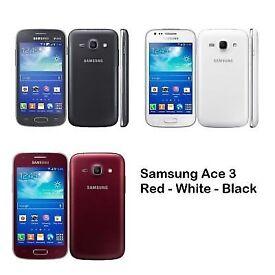 Samsung Galaxy Ace 3 Unlocked Smartphone 4G LTE
