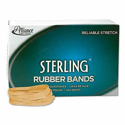 Sterling Rubber Bands Size 64 0.03 Gauge Crepe 1 Lb Box 425box 24645