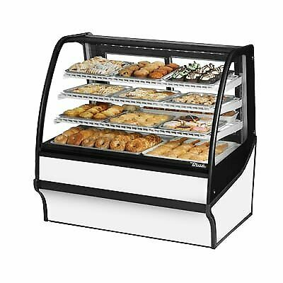 True Tdm-dc-48-gege-w-w 48 Non-refrigerated Bakery Display Case