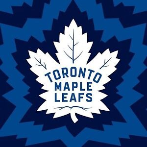 Toronto Maple Leafs vs. Las Vegas Golden Knights- Nov 6th