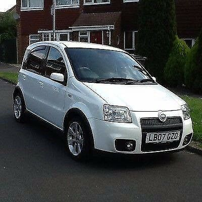 fiat panda 100hp sport 1 4 105k mot july 2018 in falmouth cornwall gumtree. Black Bedroom Furniture Sets. Home Design Ideas