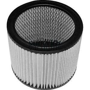 "Wet - Dry Cartridge Intake Filter Central Vac S6760 S3610 5.5"" X 5.5"" Inside 7"" Wide X 5 7/8"" High Outside Wet Dry Vac S"
