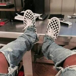 VANS checkered size 8 Brand New Annerley Brisbane South West Preview