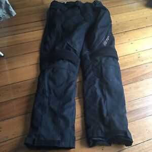 RST TEXTILE WET WEATHER MOTORCYCLE PANT New Town Hobart City Preview