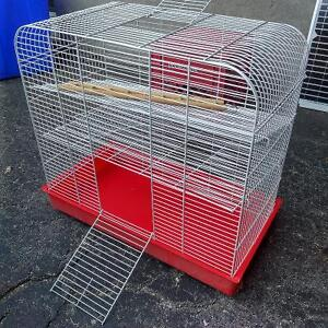 Hamster cage 3 floors with ladder