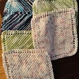 Knitted Dish Cloths St. John's Newfoundland image 2
